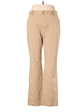 Chaps Khakis Size 12