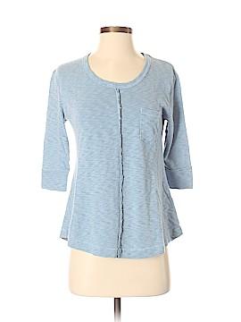 Saturday Sunday 3/4 Sleeve T-Shirt Size XXS (Petite)