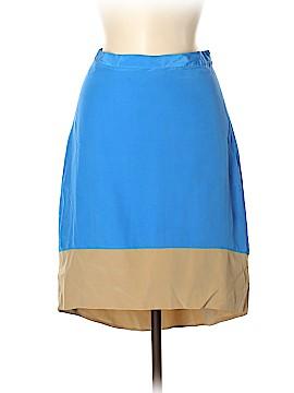 Annie Griffin Silk Skirt Size XS
