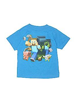 Mojang Short Sleeve T-Shirt Size 8