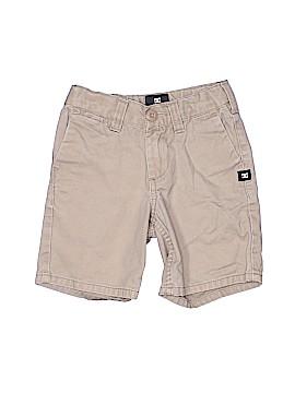 DC* Khaki Shorts Size 3