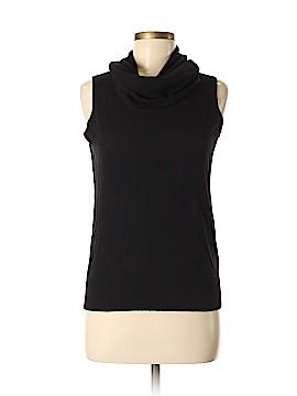 Badgley Mischka Silk Pullover Sweater Size M