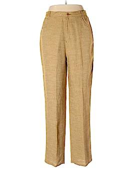 Doncaster Linen Pants Size 14