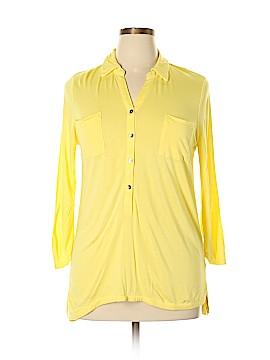 Liz Claiborne 3/4 Sleeve Top Size XL
