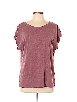 Gap Fit Short Sleeve Top Size L