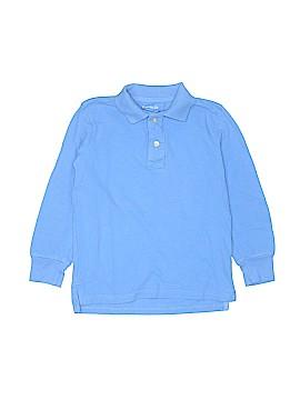 Gap Kids Long Sleeve Polo Size 7