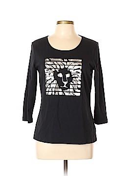 Anne Klein Sport 3/4 Sleeve T-Shirt Size L