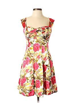 Maggy London Cocktail Dress Size 10 (Petite)