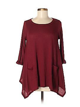 Orange Creek Pullover Sweater Size M