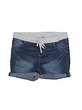 Justice Denim Shorts Size 12 (Plus)
