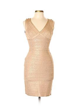 Herve Leger Cocktail Dress Size L