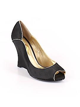 Nina Wedges Size 10