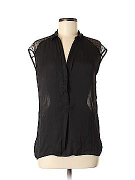 Trafaluc by Zara Short Sleeve Blouse Size M