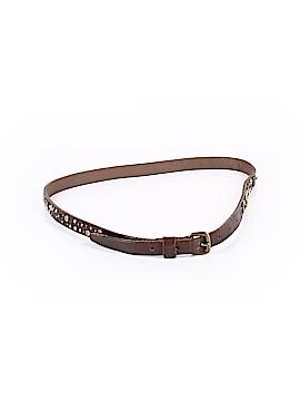 J. Crew Leather Belt Size XS - Sm