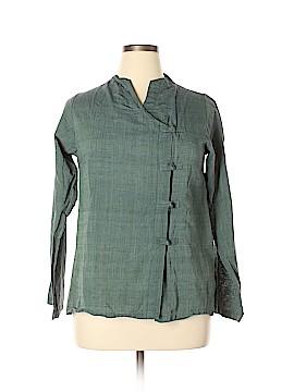 Fabindia Long Sleeve Blouse Size XL