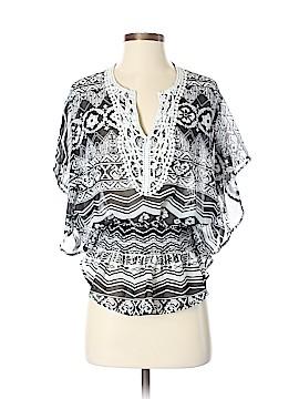 American Dream Short Sleeve Blouse Size XS