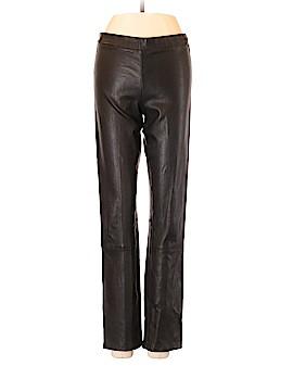 Vince. Leather Pants Size XS