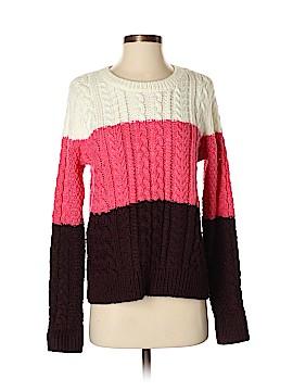 Ann Taylor LOFT Wool Pullover Sweater Size M