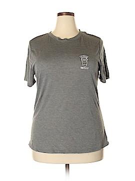 Doe & Rae Short Sleeve T-Shirt Size 1X (Plus)