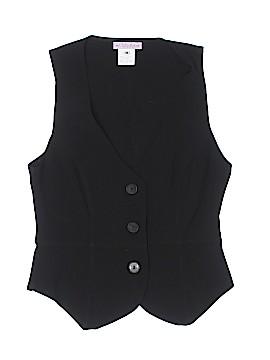 Violet Tuxedo Vest Size M