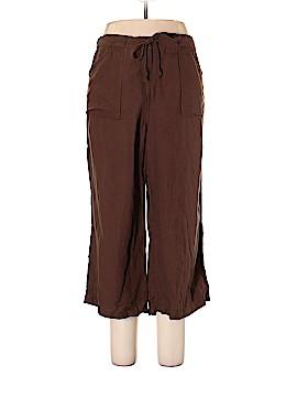 New York & Company Linen Pants Size 16