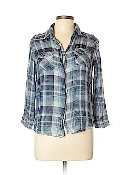 Vintage Havana Long Sleeve Button-Down Shirt Size L