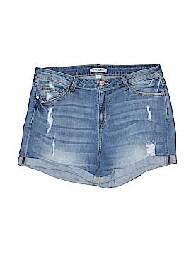 Refuge Denim Shorts Size 16
