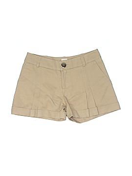 Lauren Moffatt Khaki Shorts Size 0