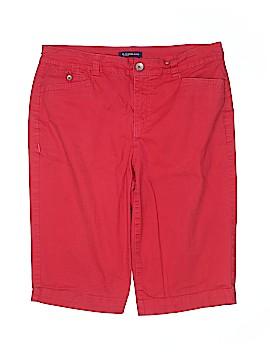 Bandolino Khaki Shorts Size 10