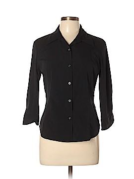 Express 3/4 Sleeve Button-Down Shirt Size 11 - 12