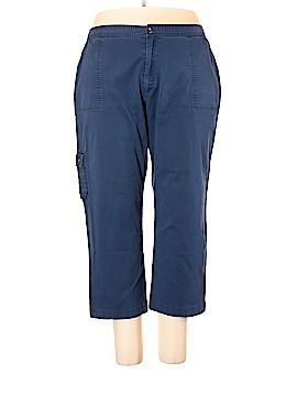 White Stag Cargo Pants Size 18 - 20 Petite (Plus)