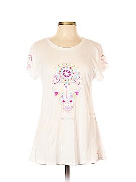 Peace Love World Short Sleeve T-Shirt Size XL