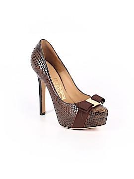 Salvatore Ferragamo Heels Size 5 1/2