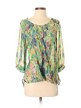 Lush 3/4 Sleeve Blouse Size XS