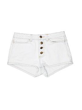 American Apparel Denim Shorts 26 Waist
