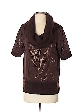 Alice + olivia Silk Pullover Sweater Size M