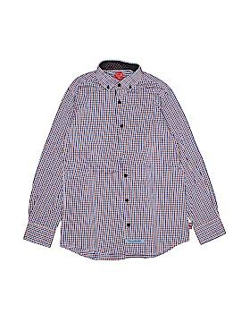 English Laundry Long Sleeve Button-Down Shirt Size 10