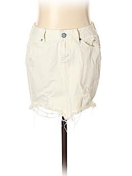 Articles of Society Denim Skirt 24 Waist