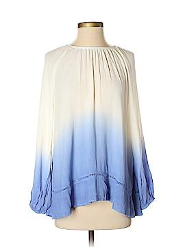 Hem & Thread Long Sleeve Blouse Size S