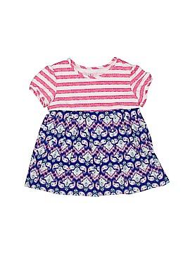J. Khaki Short Sleeve Top Size 4T