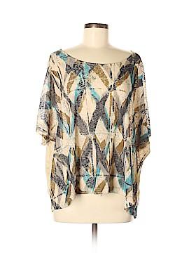 Lush Short Sleeve Top Size M