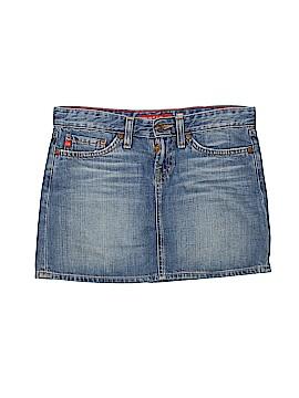 Big Star Denim Skirt 25 Waist