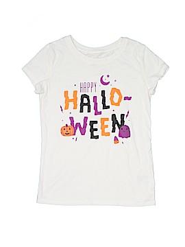 Cat & Jack Short Sleeve T-Shirt Size 7 - 8
