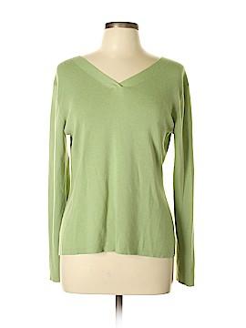 Ann Taylor LOFT Wool Pullover Sweater Size L