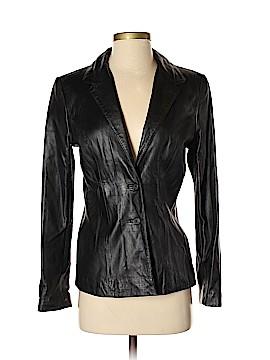 Harold's Leather Jacket Size 2