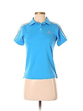Adidas Short Sleeve Polo Size 8