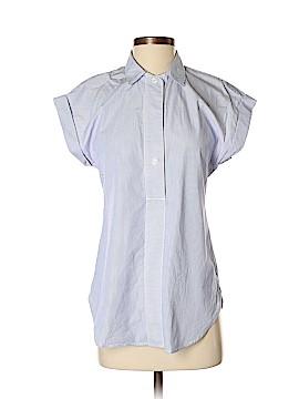 J. Crew Short Sleeve Blouse Size 4 (Petite)