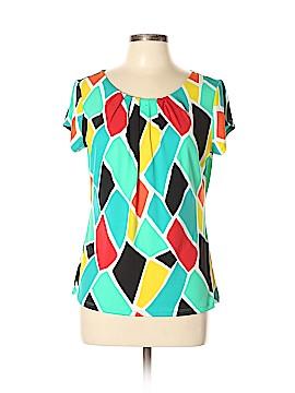 Worthington Short Sleeve Top Size L (Petite)