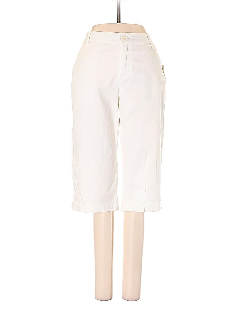 Liz Claiborne Women Khakis Size 4 (Petite)
