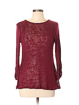 American Rag Cie 3/4 Sleeve Top Size L
